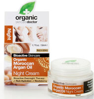 Organic Doctor Moroccan Argan Oil Night Cream, , hi-res