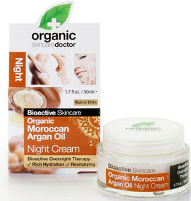 Organic Doctor Moroccan Argan Oil Night Cream