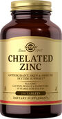 Solgar Chelated Zinc 250 Tablets