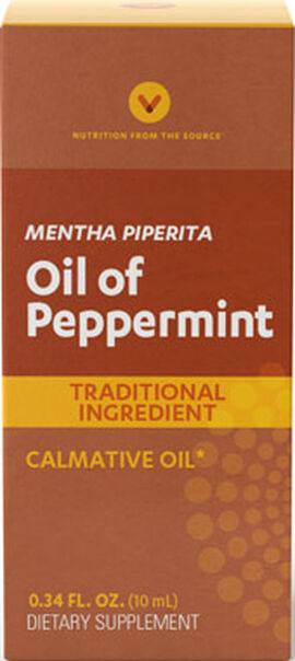 Peppermint Oil 45mg