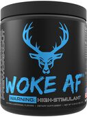 DAS Labs Bucked Up® Woke AF™ Pre Workout Blue Raz 12.99 oz. Powder