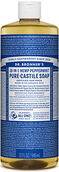 Dr. Bronner's Liquid Pure Castile Soap Peppermint 32 oz., , hi-res