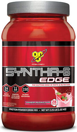 Syntha-6 Edge™ Whey Protein Strawberry Milkshake 2.25 lbs.