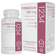 Forskolin 250 mg, , hi-res