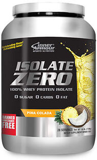 Inner Armour® Isolate Zero Whey Protein Isolate Pina Colada 1.6 lbs.