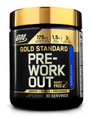 Optimum Nutrition Gold Standard Pre-Workout Blueberry Lemonade 10.58 oz. 11 oz. Powder