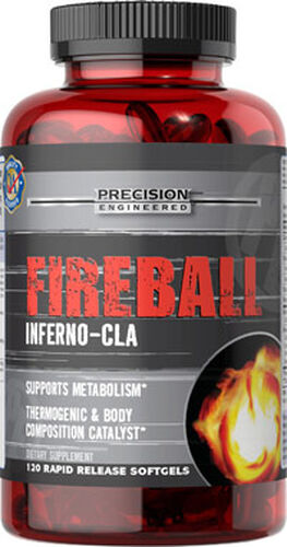 Precision Engineered® Fireball Inferno CLA 120 Softgels