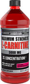 Precision Engineered® L-Carnitine Watermelon 3000 mg. 16 oz. Liquid