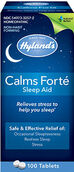 Hyland's Calms Forte 100 Tablets