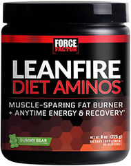 Force Factor LeanFire Diet Aminos™ Gummy Bear 8 oz. 8 oz. Powder