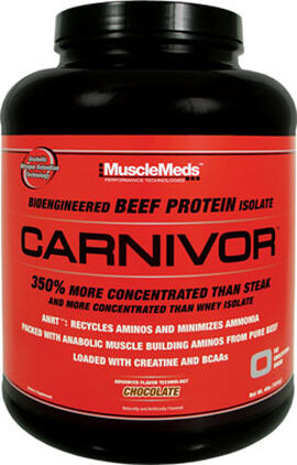 Carnivor Beef Protein Isolate Chocolate 4 lbs.