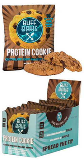 Protein Cookies Chocolate Chip Peanut Butter