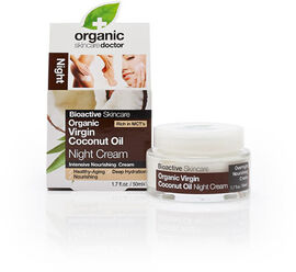 Organic Doctor Virgin Coconut Oil Night Cream