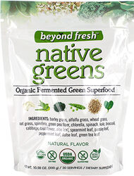 Beyond Fresh Native Greens Organic Fermented Superfood