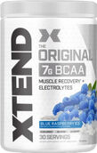 Scivation Xtend BCAAs Blue Raspberry Ice 30 servings