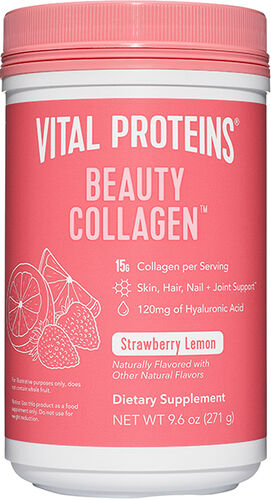 Beauty Collagen Strawberry Lemon, , hi-res