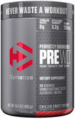 Dymatize PreW.O.™ Pre Workout Chilled Fruit Fusion 1.09 lb. Powder