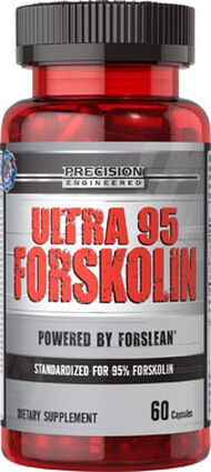 Precision Engineered® Ultra Forskolin 60 Capsules