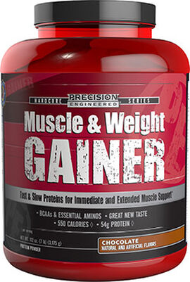 Muscle & Weight Gainer Chocolate 7 lbs.