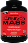 MuscleMeds Carnivor Mass Chocolate Fudge