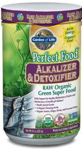 Garden Of Life Perfect Food® Alkalizer & Detoxifier 10 oz. Powder