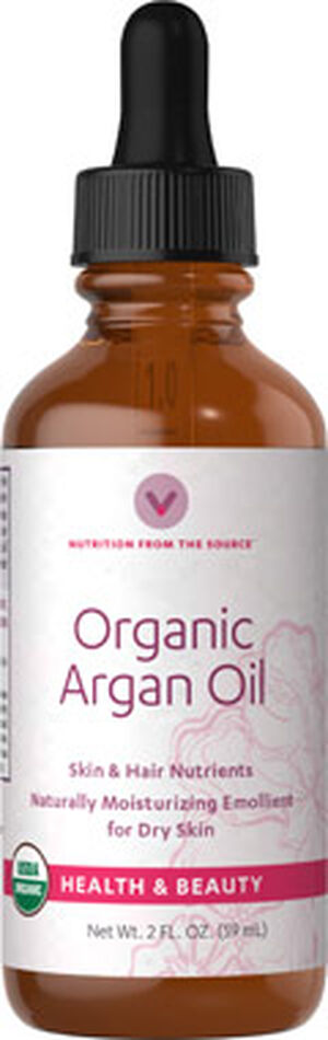 Vitamin World Organic Argan Oil 2 oz. Liquid
