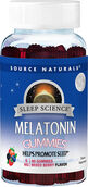 Source Naturals Sleep Science Melatonin Gummies