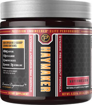 Haymaker Pre Workout Watermelon 8.5 oz.