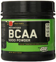 Optimum Nutrition BCAA 5000 mg. 380 gms. Powder