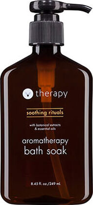 V Therapy Soothing Rituals Bath Soak 8 oz. Liquid