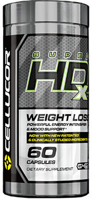 Cellucor Super HD Xtreme™ 60 Capsules