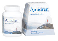MHP Amidren 60 Tablets