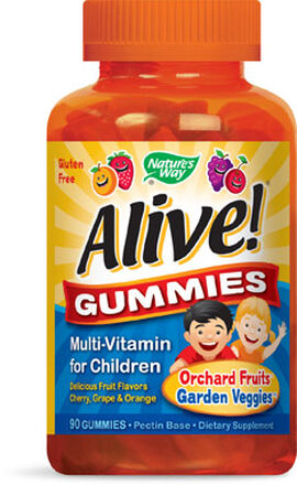 Alive Multi-Vitamin Gummies for Children