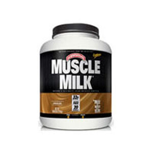 Muscle Milk® Whey Protein Chocolate 4.94 lbs., , hi-res