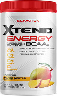 Scivation XTEND® Energy™ Mango Nectar 30 servings 12.3 oz.