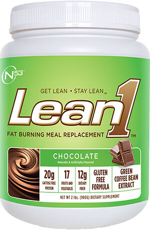 Nutrition 53 Lean1™ Meal Replacement Chocolate