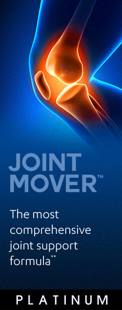 Joint Mover - The most comprehensive joint support formula**