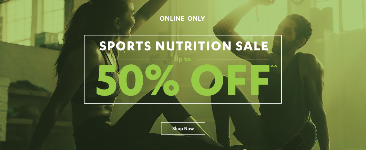 Rotator 3 - Sports Nutrition Up to 50% off