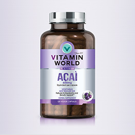Vitamin World® Platinum Acai