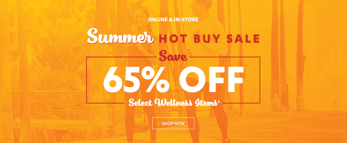Rotator 1 - 65% off Summer Savings