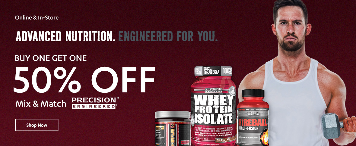 Rotator 3 - BOGO 50% Off Precision Engineered