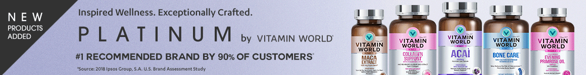 Vitamin World® Platinum