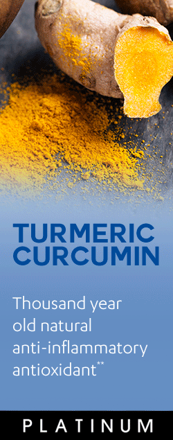 Turmeric Curcumin thousand-year-old natural anti-inflammatory antioxidant**