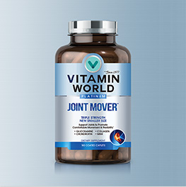 Vitamin World® Platinum Joint Mover