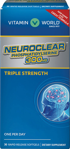 neuro clear reduces cortisol to reduce muscle wasting