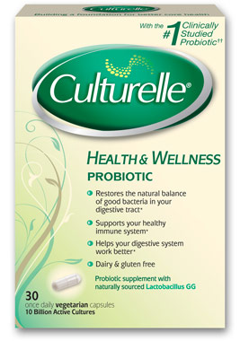 Culturelle Health & Wellness Probiotic