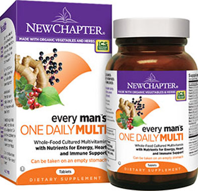 Every Man's One Daily Multivitamins EVERY MAN'S ONE DLY