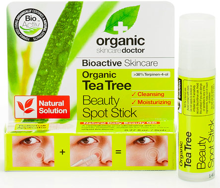 Organic Doctor Tea Tree Beauty Spot Stick