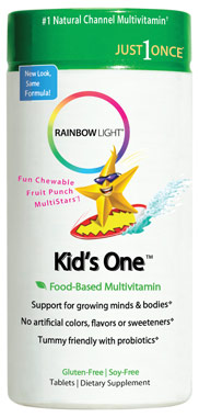 Kids' One Multivitamins VW.KIDS ONE MULTIVTMN.90.TAB