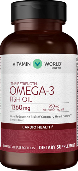 fish oil for joint relief